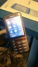 Nokia  C3-01 - Grau (Ohne Simlock) Smartphone