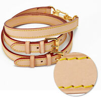 Real Leather Replacement Adjustable Shoulder Crossbody Strap Handbags Purse Lady