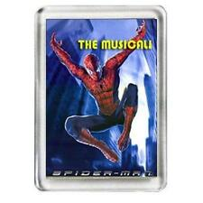 Spiderman. The Musical. Fridge Magnet.