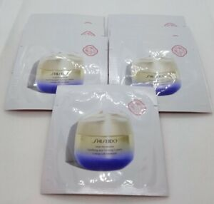 Shiseido Vital Perfection Uplifting and Firming Cream 1.5ml X 7 Sealed Packets