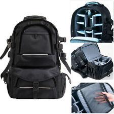 DSLR Waterproof Camera Backpack Padded Waterproof Travel Bag Rucksack Daypack