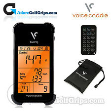 ** NEW ** Voice Caddie - Swing Caddie Portable Launch Monitor SC100 - Black