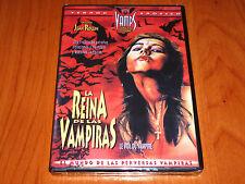 LA REINA DE LAS VAMPIRAS / Le viol du vampire - Jean Rollin - Precintada