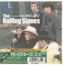 "THE ROLLING STONES ""Singles 1965-1967"" 11CD Box Japan sealed"