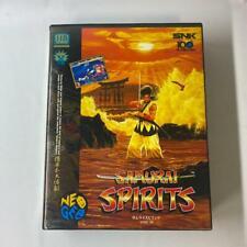 Samurai Shodown Neo Geo AES SNK NTSC-J JAPAN