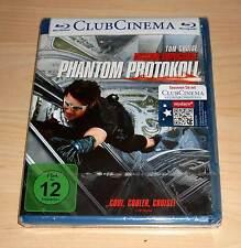 Blu Ray - Mission: Impossible 4 - Phantom Protokoll - Tom Cruise - Film Neu OVP