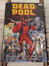 DEADPOOL CLASSIC OMNIBUS 1 Christopher Priest Full Color! FREE SHIPPING!