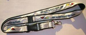 AIDA Das Clubschiff Schlüsselband Lanyard NEU (A32)