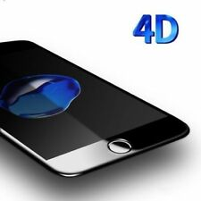 4D Full Cover 9H Tempered Glass Screen Protector Film For iPhone 8 7 6S X Plus