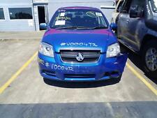 HOLDEN BARINA VEHICLE WRECKING PARTS 2007 ## V000472 ##