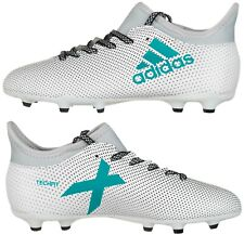 c89b00c8295 Adidas Junior Ace X 17.3 FG Football Boots Kids Boys Girls Firm Ground New  Boxed