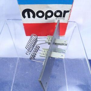 NOS Blower Motor Resistor 1974-78 Newport New Yorker Monaco Fury C-Body 3503482