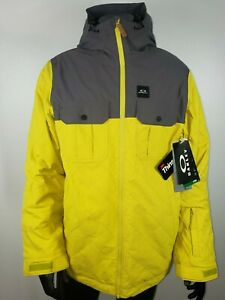 Oakley Cedar Ridge Biozone Insulated Jacket 10K Men Size Large #412153