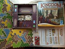 Kingdom Builder board game 1st expansion NOMADS , VERY GOOD CONDITION (GERMAN)