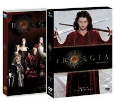 I BORGIA STAGIONI 1 e 2 (9 DVD) SERIE TV