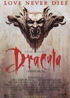 Dracula (Advance Stil B) 1992 Filmposter Gary Oldman
