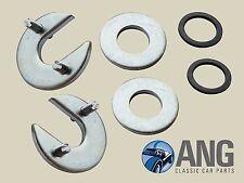 Mgb, mgb-gt' 68 -'80 serrure de porte barillet montage clips kit (voiture set) MRD1067