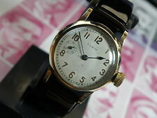 1926 ELGIN....SERVICED ULTRA RARE SECONDS TRACK AT 9 O`CLOCK...