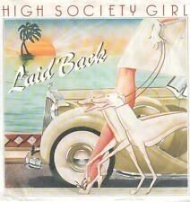 "<1185-09> 7"" Single: Laid Back - High Society Girl"