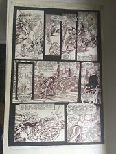 Lords of the Ultra-Realm Special #1  Page 20 Original Comic Art