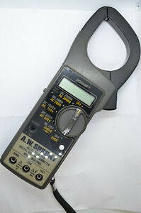 AWS A.W.Sperry Digisnap DSA-2009 AC/DC True RMS Digital Volt-Ohm-Ammeter