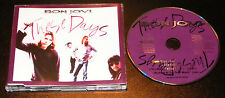 BON JOVI These Days 1996 German 4-track CD, includes two live Tracks