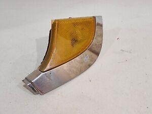 2006-09 SAAB 9-5 Aero DRIVER Headlight Corner Turn Signal Marker Light OEM