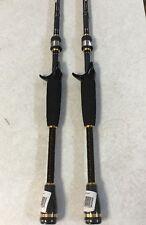 (2) Daiwa Fishing AIRD X Casting Rods 7' Medium-Heavy One-Piece