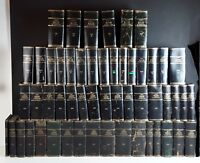 RÉPERTOIRE CHRONOLOGIQUE DE LÉGISLATION. 54 TOMES. IMP. ESTANISLAO D'ARANZADI.