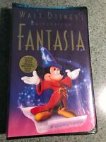 Walt Disney's Masterpiece Fantasia (VHS,1991) (Original Packaging/Final Release)