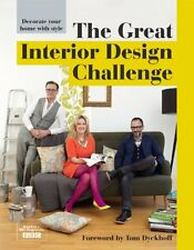 The Great Interior Design Challenge - Decorate your home with style,Katherine S