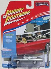 JOHNNY LIGHTNING 2017 MUSCLE CARS 1968 CHEVY IMPALA CONVERTIBLE #5 C 1 OF 1256