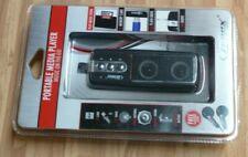 NEW Zenex SP5570 Portable Media Player Built in FM Radio SD USB Music on the Go