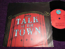 """THE PRETENDERS    """"Talk of the Town """"  1980 UK 7""""   ARE 12"""