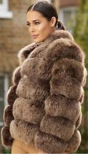 Women Fluffy Fur Coats Winter Jacket Outwear High Neck Teddy Bear Overcoat Parka