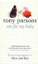 TONY PARSONS _____ ONE FOR MY BABY_____ BRAND NEW