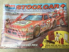 STOCK CAR+ STRICKLAND HEINZ PONTIAC GRAND PRIX STOCK CAR MODEL KIT (SEALED)