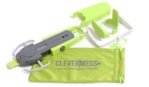 Clevermess Kids Fuß- und Schuhmessgerät für Kinder / Größen 21-41