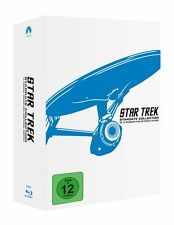 Star Trek Raumschiff Enterprise Part 1- 10 Captain Kirk 12 Blu-Ray Stardate