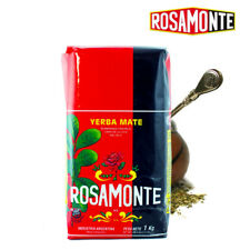 ROSAMONTE ARGENTINA Yerba Mate Loose Tea Weight Loss Energy Booster 1kg