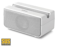 Oregon Scientific ZP201 Boombero Wireless Speaker (White)