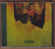 """ROSESDEAD cd """"Stages"""" 2007 One Day Savior NEW Sealed METAL 11 Tracks"""