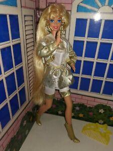 Schöne Alte * Hollywood Hair Barbie 90er Jahre /Original-Outfit *RARITÄT*