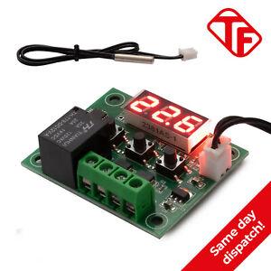 W1209 Digital Thermostat Sensor 12V Temperature Control Switch Relay -50-110°C