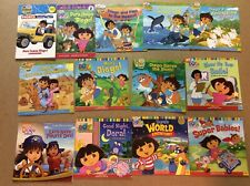 Diego 12 Picture Book Lot Dora and Diego Go Phonics Reader