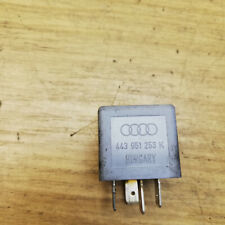 Audi A6 C5 Allroad [99-05] Grey Relay 214 12V 40A - 899512000 - 443951253