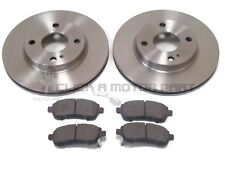 175BHP 8628 FRONT BRAKE DISCS AND PADS FOR MAZDA 6 2.2 SKYACTIV-D 11//2012