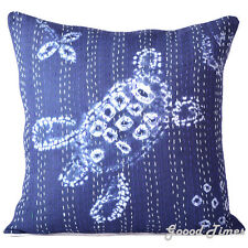 Pillow Cover Throw Cushion Tie Dye Case Square Inches Fabric 16 Indian Cover