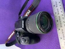 Pentax K K-70 24.0MP Digital SLR Camera - BLK w/ LENS (#2158)