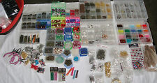 Huge Lot of Jewelry Making Craft Beads Loose Beads Semi-Precious Stones